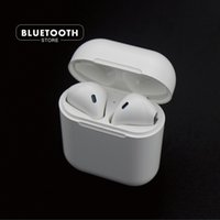 bluetooth sinyalleri toptan satış-Kablosuz Bluetooth Ikiz Kulaklık MINIi8 Şarj Kutusu Ile Kulakiçi BluetoothV4.1 Net Ses Istikrarlı Sinyali Durdurmak Sinyal Cuffie Auriculares