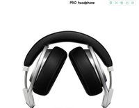 Wholesale White Pro Headphones - Best Quality Over-Ear Headphones wired Headsets Wired Pros Fashion Style with seal box DHL Free