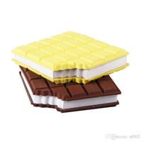 mini dizüstü bilgisayar satışı toptan satış-Yeni Yaratıcı Tasarımcı Çikolata Dizüstü Mini Silikon Not Defteri Çok Renkli Öğrenci Kırtasiye Makaleleri Yüksek Kalite Sıcak Satış 4 2wf aa