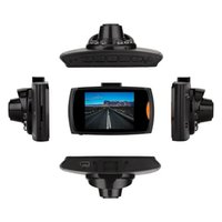 Wholesale rotating camera shot for sale - G30 Car Camera quot Full HD P Car DVR Video Recorder Dash Cam Degree Wide Angle Motion Detection Night Vision G Sensor With Package