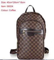 Wholesale female computer bags - Fashion High quality New Fashion Luxury Famous Brand Backpacks Women Men Bags female PU Leather Ladies Travel Bag