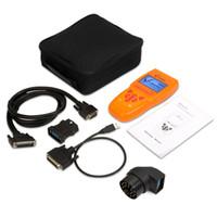 lectores de código obd2 al por mayor-V401 V-checker BMW EOBD OBD2 Escáner Lector de Código de Falla del Motor de Coche CAN Herramienta de Diagnóstico de Escaneo