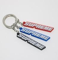 держатель для ключей оптовых-мужская брелок мода хип-хоп рэп-певец молния автомобилей Key Holder Case сумка брелок кожа мини нержавеющей стали крюк длинная цепь держатель