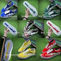 Wholesale Lime Green Boots - Revenge X Storm Old Skool Man and Women Skateboarding Boots Adult Women's Men's Shoes Canvas Shoes Sports Boots Casual Shoes Sneaker