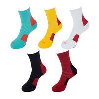 Wholesale tables games for sale - USA Professional Elite Basketball Socks professional sports game training socks nylon towel bottom