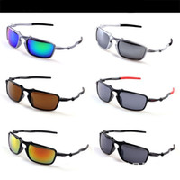 Wholesale women ride glasses resale online - New Pattern Cycling Sunglasses Man And Women Fashion Outdoor Sport Riding Windproof Eyewear Explosion Proof Practicle Goggles wl WW