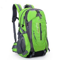 venda de mochilas laptop venda por atacado-INZOOM Venda Quente Nylon Preto Mochila Mochila Designer de Mochilas de Alta Qualidade Dos Homens À Prova D 'Água Portátil Escolar Masculino Escolar