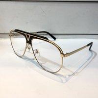Wholesale lens plastic frame online - Z1030 Luxury Fashion Women Design Popular Glasses Hollow Out Optical Lens Full Frame Black Tortoise Grey Pink With Case
