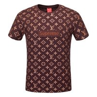 Wholesale Most Popular T Shirts - 2018 NEW Tops Tees most popular men's T-shirts with fashion design famous brand 100% cotton comfortable men T-shirts #L13001