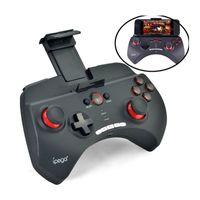 ipega android venda por atacado-Novo ipega gp-9025 gaming controller bluetooth gamepad joystick para iphone para ipad para samsung android tablet