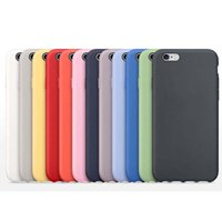 Wholesale Line Gel - Official Original Liquid Silicone Candy Gel Rubber Soft Microfiber Cloth Lining Cushion Cover Case For iPhone X 8 Plus 7 6 6S Retail Box