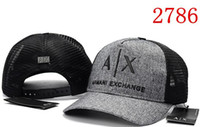 Wholesale Hat Strap - New rare fashion AX hats Brand Hundreds Tha Alumni Strap Back Cap men women bone snapback Adjustable panel Casquette golf sport baseball Cap
