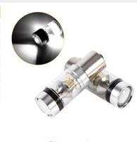 1156 luzes reversas led venda por atacado-1156/1157 100 W 20 LED de Backup de Luz Do Carro Lâmpada de Bulbo Reversa Fresco Branco Automóveis Car Styling