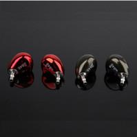bajo de hierro al por mayor-DIY SE846 por encargo de alta fidelidad para auriculares 6BA unidad de disco de hierro en movimiento auriculares de alta definición para auriculares con cable de plata chapado