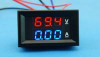 Wholesale digital dc amp meter display for sale - Group buy Freeshipping Dual display DC V A Ammeter Voltmeter Digital led Amp Volt Meter Voltage Current V V CAR