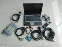 xentry tools venda por atacado-Mais novo mb estrela multiplexer c3 com d630 laptop xentry epc hdd 120gb para mb ferramenta de diagnóstico
