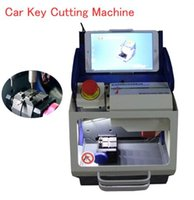 Wholesale cars daewoo online - 2018 Full Automatic Key Cutting Machine Car Key Cutting Machine CNC Machine SEC E9z With The Latest Key Database