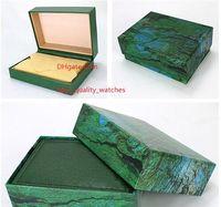 используемые файлы оптовых-Файл Высокого Качества Вечное Бумаги Смотреть Box Карта Зеленые Коробки Подарка Используйте Президент 116610 116660 228238 326938 116520 116710 Часы 116613