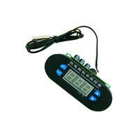 digitaler temperaturregler-regler-thermostat großhandel-12V 10A Digital Temperaturregler LED Display Thermostat Regler + 100 CM NTC Sensor