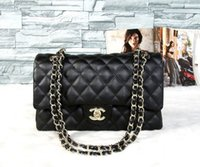 Wholesale cross dyed fabric - 2018 Hot Sale Fashion Chain Handbags Women bags Designer Handbags Wallets for Women Leather Chain Bag Crossbody Bags Clutch Shoulder Bags