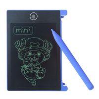 ingrosso vernice lcd-Blocco note LCD digitale da 4,4 pollici Blocco note per disegno eWriter Blocco note elettronico per scrittura a tavoletta per pittura con mini pratica