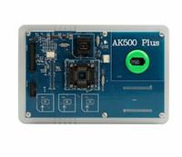 programador clave para mercedes benz al por mayor-Nuevo DHL Free AK500 + AK500 Key Programmer para Mercedes Benz con EIS SKC Calculator AK500 Pro para Mercedes AK500 Key Programmer