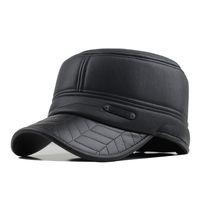 806fce7cfda5a Venta al por mayor de Sombreros De Invierno Orejeras Hombres ...