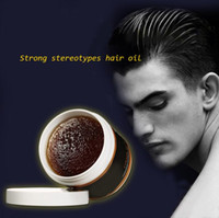 Wholesale wax hair - Suavecito Pomade Strong Style Restoring Pomade Hair Wax Skeleton Slicked Hair Oil Wax Mud Keep Hair Pomade Men
