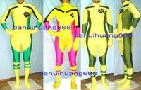 traje de spandex pícaro al por mayor-Traje atractivo traje de traje de Rogue Nuevo 3 estilo Lycra Spandex Pícaros X-Men Traje Trajes de traje de gato Unisex Rogue X-Men Traje Traje Traje DH119
