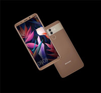 Wholesale Huawei 4g 3g - new 5.5 inch Huawei mate 10 Max Clone Octa core 4G phone 4G ram 32G rom Mobile Phone unlocked Dual sim card Fake 3g GPS android 6.0 phone