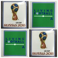 Wholesale russia teams - Russia 2018 World Cup Patches 2018 World Cup Russia Soccer Patches for final 32 teams Germany Spain Argentina Colombia Patches 2018