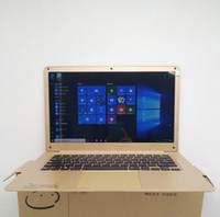 ultrabook laptop 4gb großhandel-2017 NEUER 14-Zoll-Laptop Freies Verschiffen, Qualität Ultrabook 4GB / 64G mit Windows 10, 8000mah, Notofer geben Mausgeschenke frei