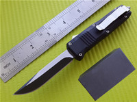 Wholesale small folding knife stainless resale online - 7 inch mini Tactical knives Small size C07 D A auto knife stainless steel blade styles Christmas gift knife Q
