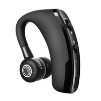 Wholesale wireless headphones for mobile phones for sale - Group buy V8 V9 Bluetooth headphones Handsfree Business wireleess earphone Headset For Drive Noise Cancelling for Mobile phone