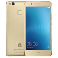 двухъядерный смартфон оптовых-Восстановленный оригинал Huawei G9 P9 Lite Dual SIM 5,2-дюймовый Octa Core 3GB RAM 16GB ROM 13MP-камера 4G LTE Smart Mobile сотовый телефон DHL 1шт