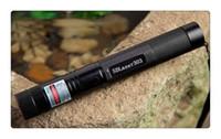ingrosso caccia di torce laser verde-La più potente 532nm 10 Mile SOS ad alta potenza LAZER Torcia militare Verde Rosso blu Viola Puntatori laser Pen Light Beam Caccia Insegnamento