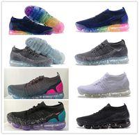 Wholesale maxs shoes - 2018 v2 betrue Vapormax 2 TPU Vapor maxs Mens Women Running Sneakers Fashion Athletic Sport Shoe Hot Corss Hiking Jogging Walking Shoes