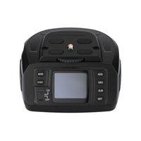 trípodes panorámicos al por mayor-Cámara electrónica de la cabeza panorámica del trípode AD-10 Ballhead automático Cabezas del trípode de 360 grados para la cámara de Canon / Nikon / Sony / Pentax