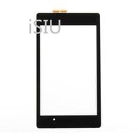 parties du nexus achat en gros de-7.0 '' écran LCD tactile pour Asus Google Nexus 7 ME571 FHD 2ème 2013 K008 ME571K couvercle avant verre Digitizer Nexus7 pièces