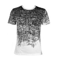 mann freie verschiffenkleidung koreanisch großhandel-2018 neue Männer Koreanische T-shirt Sommer Kleidung T-shirt Camisetas Herren Baumwolle Kurzarm Camisa Masculina Männlichen T-shirt Blusa Geben Schiff