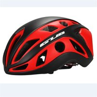 Wholesale race road bicycle helmet for sale - Group buy GUB F19 Cycling Helmet Ultralight Aerodynamics Road Racing Bike Helmet cm Integrated Molded Holes Bicycle