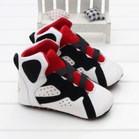 Wholesale Pink Bebe - 2018 Newborn baby shoes sapato bebe pink princess children girls and boys shoes brand kids first walkers