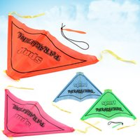 Wholesale Children Pole - Glider Hand Throwing Children Puzzle Aircraft Toys Handmade Creative Kite Flying Kids Special Gift For Early Education New Arrive 4 6dy Z