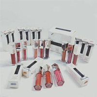 Wholesale White Color Lipstick - Newest Fenty beauty Rihanna 12colors Matte Lipstick Lip Gloss Bomb Cosmetics DHL shipping