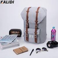 macbook rucksack laptop 15 zoll großhandel-Kalidi marke 15 zoll laptop-tasche rucksack männer rucksack 15,6 17,3 zoll für reise schultaschen rucksack mochila hombres 13 bis 17