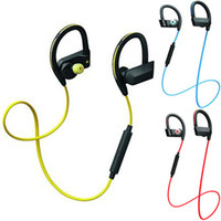 Wholesale Fitness Hooks - For iPhone7 Headphone Bluetooth K98 Headset Movement Fitness Wireless Earphones Stereo Super Bass Earbuds With Mic With Retail Package