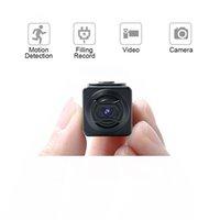 grabadora de videoclips al por mayor-Alta calidad Ultra Mini HD 960P Cámara de detección de movimiento Video Recorder Soporte Micro SD Card Clip Cámara IP Digital Mini DVR