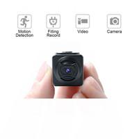 carte enregistreur numérique sd achat en gros de-Haute Qualité Ultra Mini HD 960P Caméra Détection de Mouvement Enregistreur Vidéo Support Micro SD Carte Clip Caméra IP Numérique Mini DVR