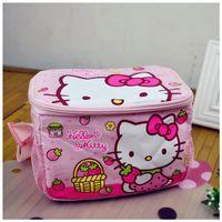ingrosso ciao ciao-Hello Kitty Lunch Bags For Women Bag Tote Bagskids Borsa per il pranzo Per gli orsetti della scuola Pacchetto da picnic Borsa per bambini Marmita Termica