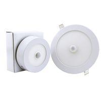 Wholesale Bedroom Group - 1pcs 2018 NEW Modern LED Ceiling Light With PIR motion sensor Group Controlled light on off Changing Lamp For Livingroom Bedroom